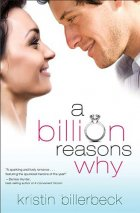 A Billion Reasons why bookcover