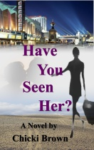 have you seen her book cover