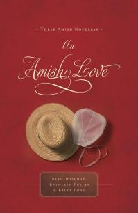 an amish love book cover