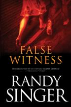 false witness book cover