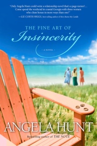 the fine art of insincerity book cover