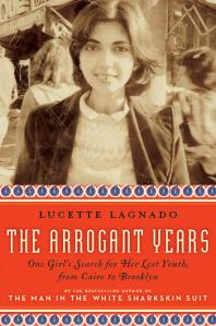the arrogant years book cover