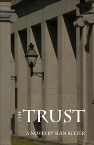 the trust book cover