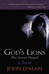 God's lions: the secret chapel book cover