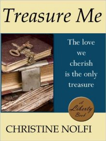 treasure me book cover