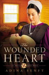 the wounded heart book cover