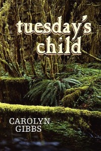 tuesday's child book cover