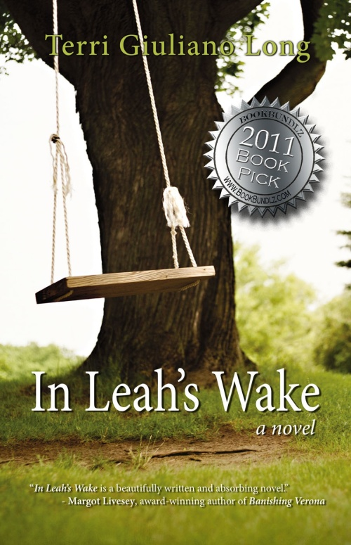 in leah's wake book cover