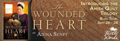 the wounded heart blog tour graphic