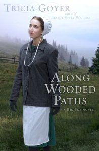 along wooded paths book cover