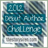 debut author challenge 2012 icon