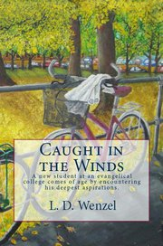 caught in the winds book cover
