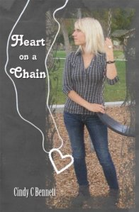 heart on a chain book cover