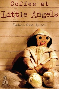 coffee at little angels book cover