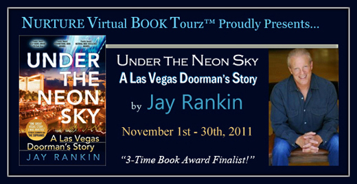 under the neon sky tour banner