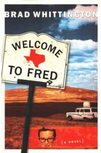 welcome to fred book cover