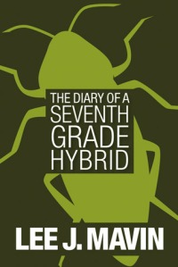 the diary of a seventh grade hybrid book cover